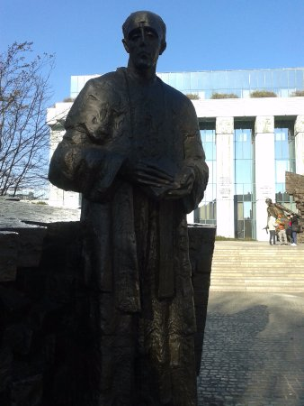 Monument to the Warsaw Uprising Fighters: Levante de Varsóvia