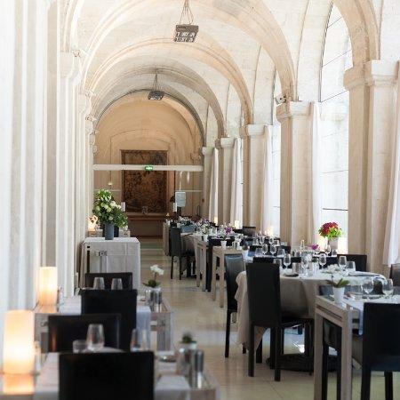 Restaurant de l'hôtel du Cloître Saint Louis