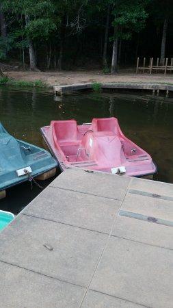 ออเบิร์น, อลาบาม่า: Chewacla State Boat