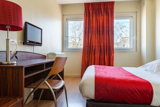 Hôtel Icare: Chambre Standard double douche