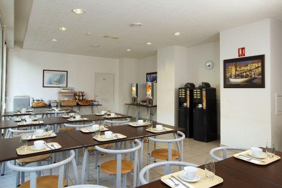 Saint Maurice, Frankrijk: Restaurant