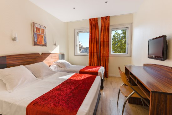 Hotel Icare: Chambre triple Hôtel Icare Toulouse