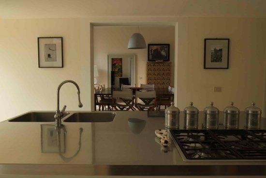 Gagliano del Capo, Italia: cucina