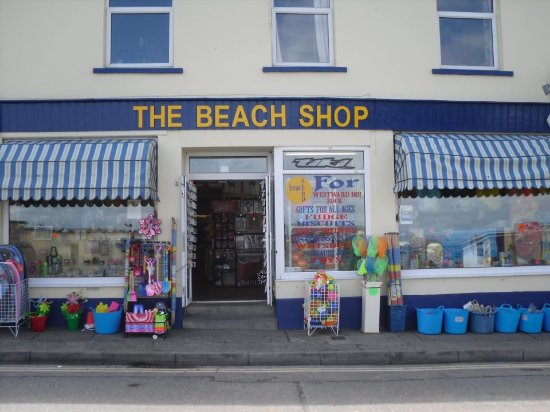 ‪The Beach Shop‬