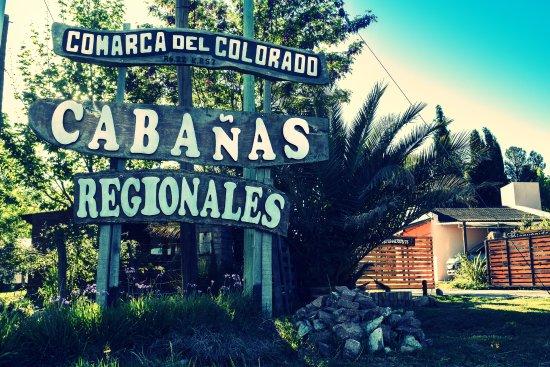 La Adela, Argentina: entrada