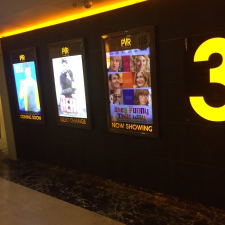 PVR Koramangla - Gold Cinemas