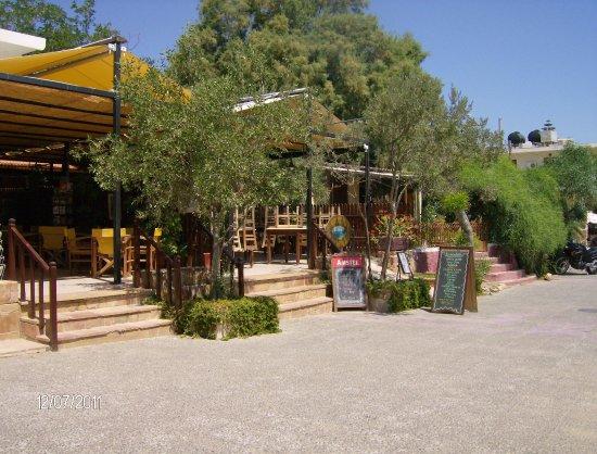 Karfas bar Oasis