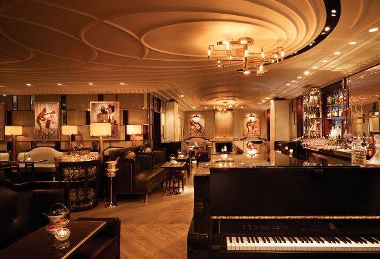 Corinthia Hotel London: Bassoon Bar