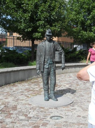 Pittsburg, KS: Miner Statue