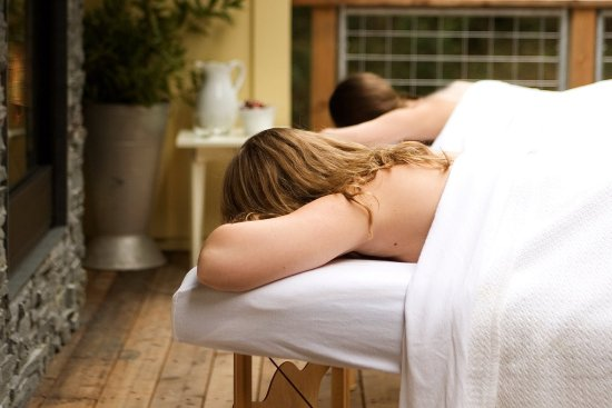 Forestville, Kalifornien: King Luxury Patio Spa Treatments