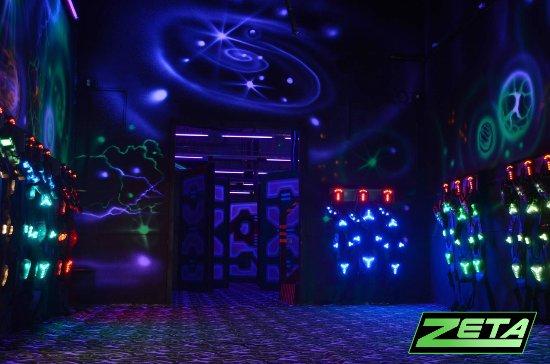 Zeta LaserLand