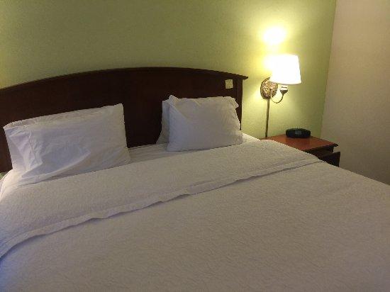 Front Royal, VA: King size bed