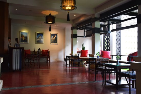 Bodhi Serene Hotel: Lobby