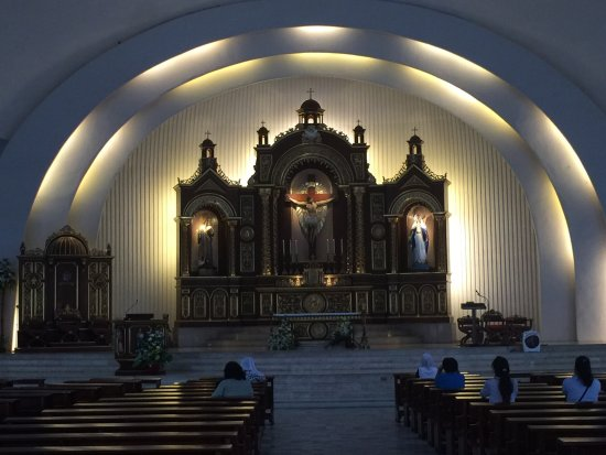 Davao City, Filippinerne: San Pedro Cathedral