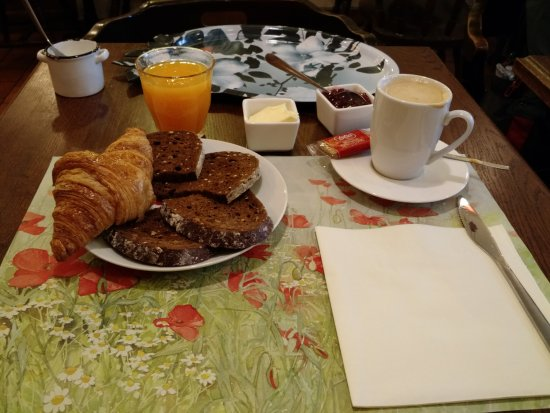 Le Temps D'une Pose: Breakfast