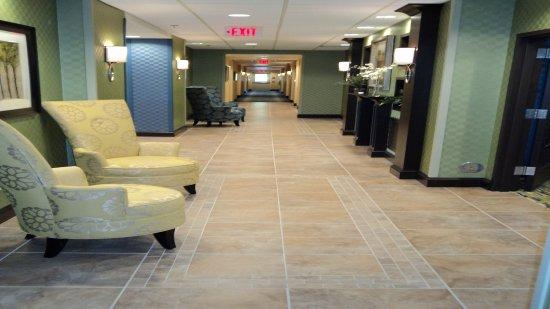 Dickson City, PA: Lobby Hallway