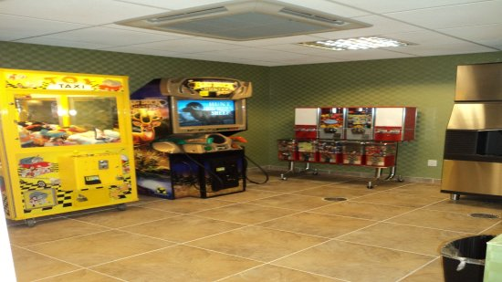 Dickson City, PA: Game Room