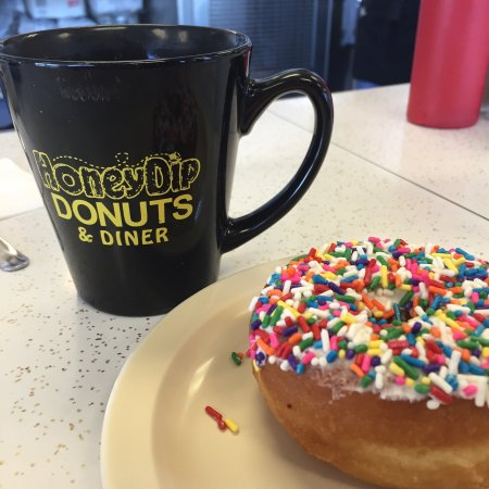 Honey Dip Donuts & Coffee