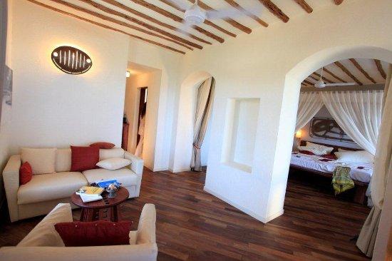 Essque Zalu Zanzibar: Room