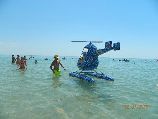 Lazurny Bereg Beach