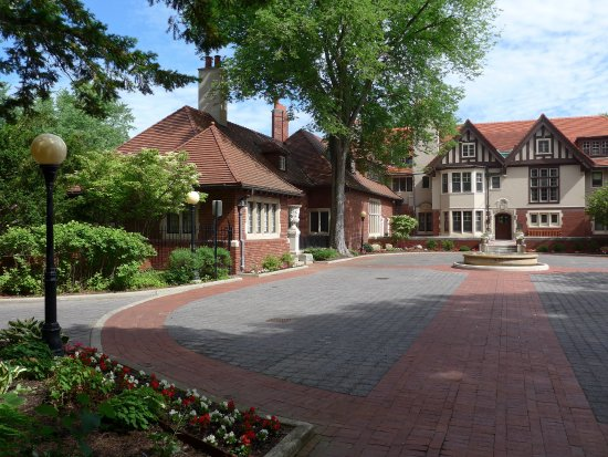 Cranbrook House and Gardens, Bloomfield Hills, MI