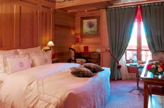 Michlifen Ifrane Suites & Spa : Deluxe Room