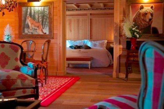 Michlifen Ifrane Suites & Spa: Deluxe Suite
