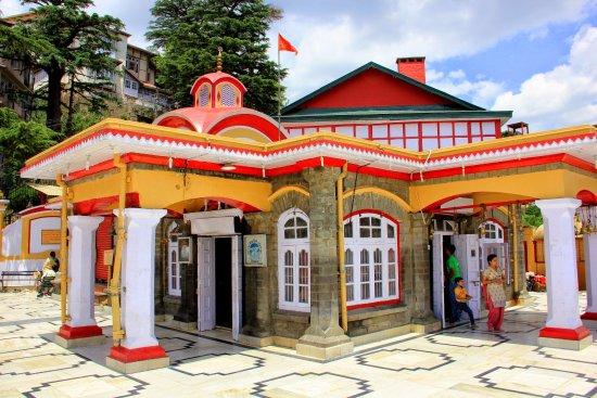 Image result for kalibari shimla