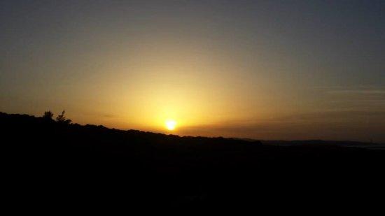 Villaggio Stazzo Pulcheddu: tramonto