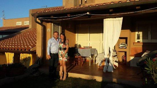 Villaggio Stazzo Pulcheddu: noi e la nostra casetta