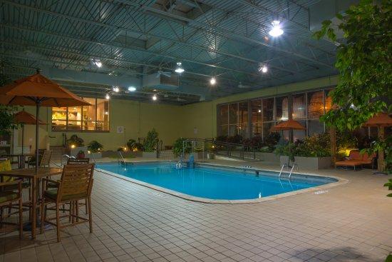Holiday Inn Portsmouth Downtown: Swimming Area