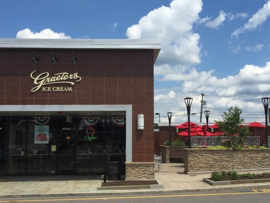 Graeter's Ice Cream in Wexford, PA