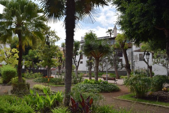 Parque Andres de Lorenzo Caceres