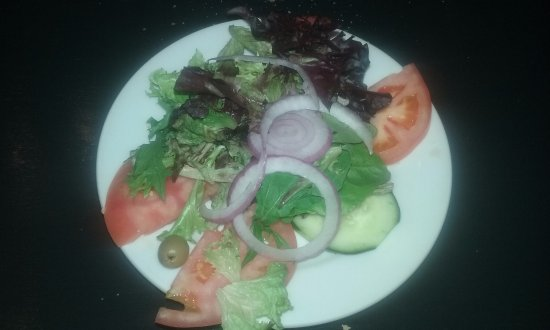 Salad At Terrazza Cubana Picture Of Terrazza Perth Amboy