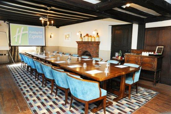 Whittlesford, UK: Meeting Room