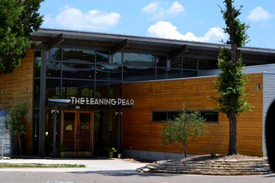 Wimberley, تكساس: The Leaning Pear