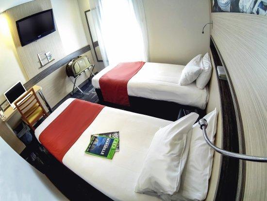 comfort hotel marseille airport vitrolles france voir les tarifs et 55 avis. Black Bedroom Furniture Sets. Home Design Ideas