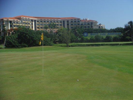 Varadero Golf Club: terrain de golf