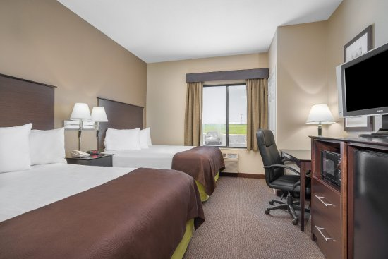 AmericInn Hotel & Suites Rochester Airport: Americ Inn Rochester MNTwo Queen