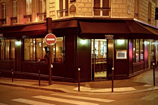 Nice food, lovely decor and nice staff - Review of Maison Lautrec ...
