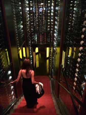 Mastro's Steakhouse - Costa Mesa: Wine Selection