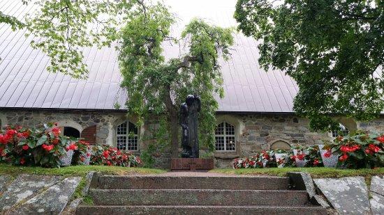 Uusikaupunki Old Church: 20160715_131328_large.jpg