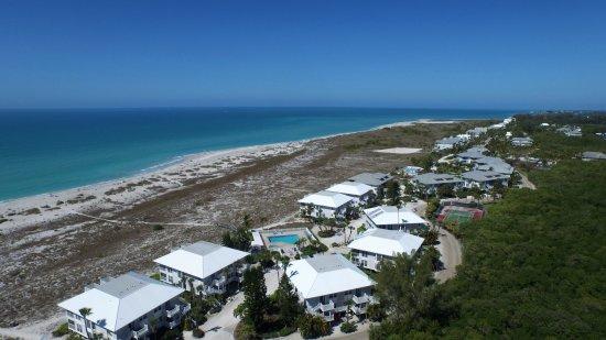 Palm Island Resort: New Aerial