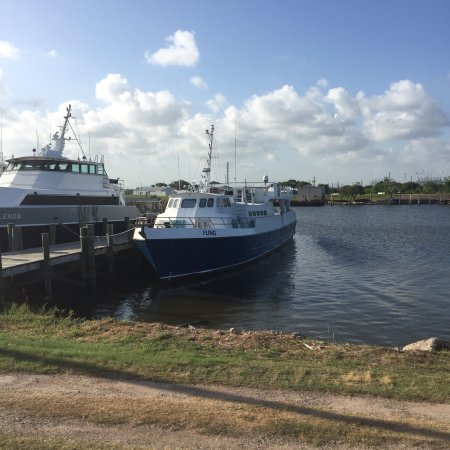 Freeport, TX: The ship