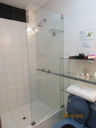 Peru Star Apartments Hotel: Baño