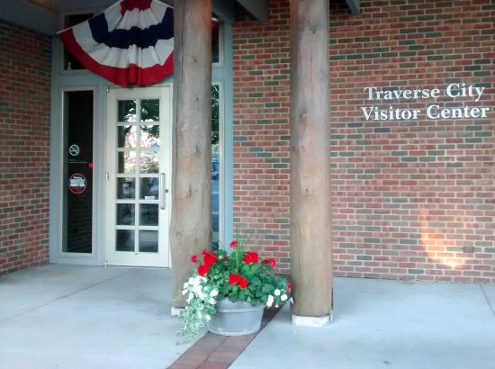 ‪Traverse City Visitor Center‬