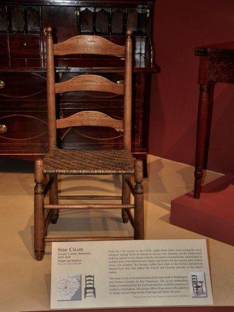 dewitt wallace decorative arts museum dewitt wallace museum side chair - Dewitt Wallace Decorative Arts Museum