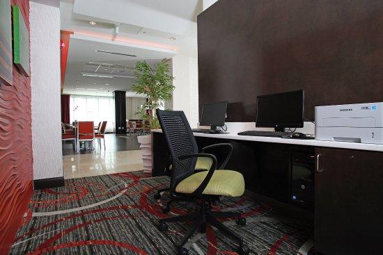 Monroe, NC: Business Center
