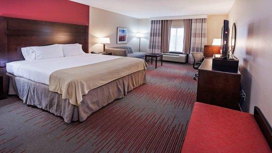 Duncan, Оклахома: King Bed Guest Room