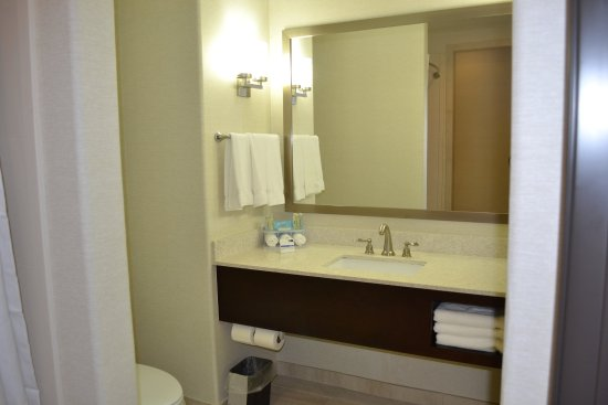Duncan, Оклахома: Guest Room Bathroom